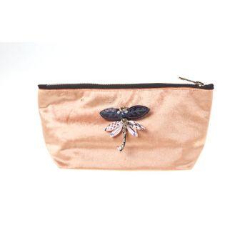 Cosy @ Home Toilet Bag  Copper Rectangular Textile 1