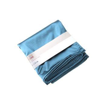 Cosy @ Home Tablerunner Turquoise Rectangular Textil