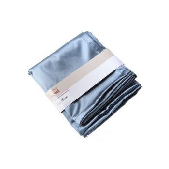 Cosy @ Home Tablerunner Blue Jeans Rectangular Texti