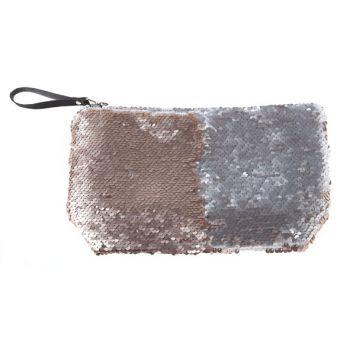 Cosy @ Home Toilet Bag Salmon Rectangular Textile 20