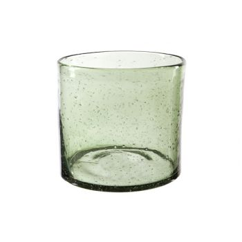 Cosy @ Home Wind Light Green Cylindrical Glass 14,8x