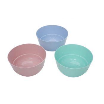 Hega Hogar Pastel S4 Quinti Bowl Luxe 1l 3 Types