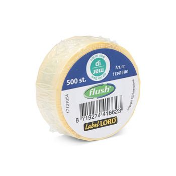 Labellord Flushlabel S500 Labels Biling Di Weg Do