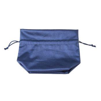 Cosy @ Home Small Bag Blue Textile 14x8xh17cm