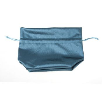 Cosy @ Home Small Bag  Turquoise Textile 14x8xh17cm