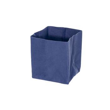 Cosy & Trendy Ecosy Bread Bag Blue 10x10xh12cm