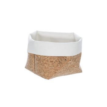 Cosy & Trendy Bread Basket Cork 10x10xh12cm