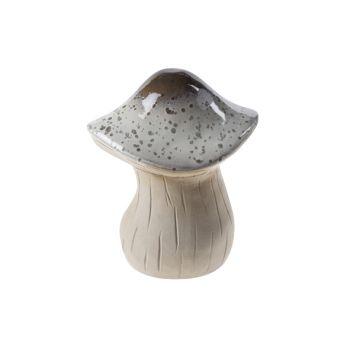 Cosy @ Home Mushroom Cream Porcelain 12x11xh15