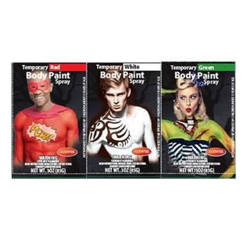 Goodmark Halloween Body Spray 75ml 3 Types