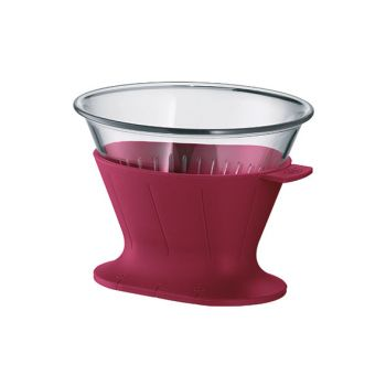 Alfi Coffee Filter 2 Tasses Red Rubin