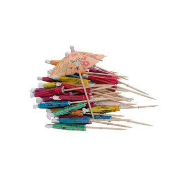 Cosy & Trendy Umbrella Pick Set Of 30 - 10cm