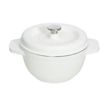 Godin Fonte Casserole White 19cm-2.0l
