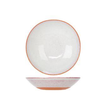 Cosy & Trendy Koi Soup Plate Pink D23xh5cm