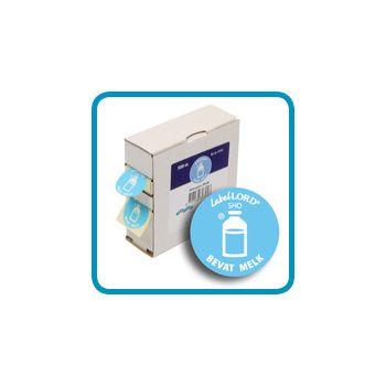 Labellord Allergenes Milk S500 Labels Incl Box
