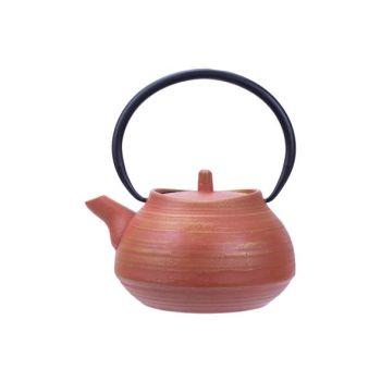 Cosy & Trendy Mountain Teapot Terracotta 1,1l
