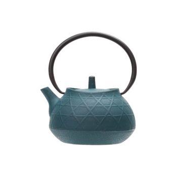 Cosy & Trendy Tsukumi Theekan  Tea Pot Green Cast Iron