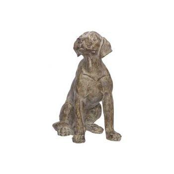 Cosy @ Home Dog Brush Brown 46x24xh48cm Resine