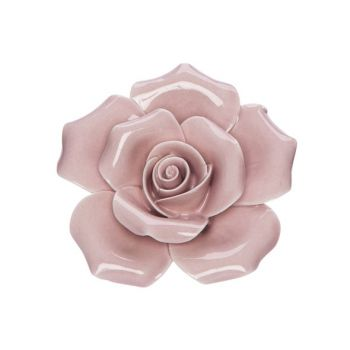 Cosy @ Home Flower Pink 6x6xh3cm Porcelain