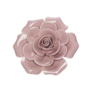 Cosy @ Home Rose Pink 6x6xh3cm Porcelain