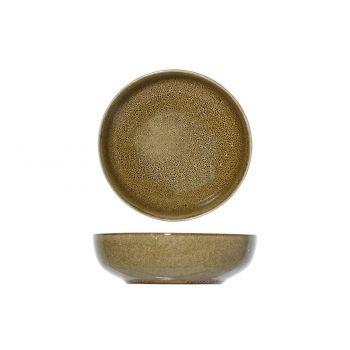 Cosy & Trendy Sparkling Brown Bowl D15.5xh3.8cm