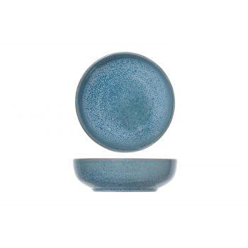 Cosy & Trendy Sparkling Blue Bowl D15.5xh4.8cm