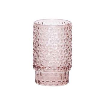 Cosy @ Home Tealight Holder Covent Gard. Pink 6,2x6,