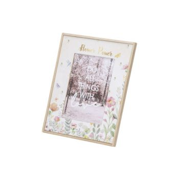 Cosy @ Home Photoframe Pink 20,8x25,8xh1,5cm Rectang