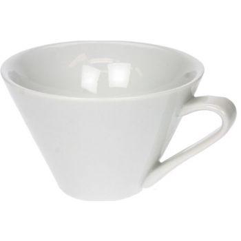 Cosy & Trendy Napoli White Cup Slope Round D10,5cm