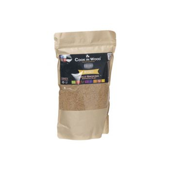 Cook In Wood Smoke Dust Whiskey 500g