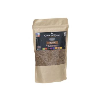 Cook In Wood Smoke Dust Fino Wine 500g