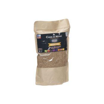 Cook In Wood Smoke Dust Moscatel Wine 500g