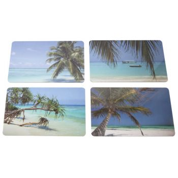 Ricolor Cutting Board Paradise 4 Types 23.5x14.5cm