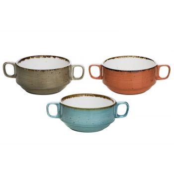 Cosy & Trendy Brisbane Soup Bowl 3 Types D10xh5,3cm