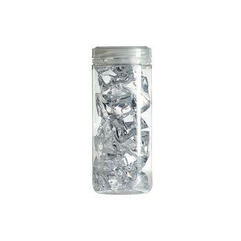 Eurosand Ice Cubes 38mm 500 Ml Nature Plastic