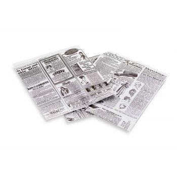 Brandless Times Hamburgerpocket Paper S1000