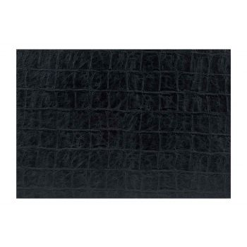 Cosy & Trendy Placemat Leather Look Black 43xh30cm