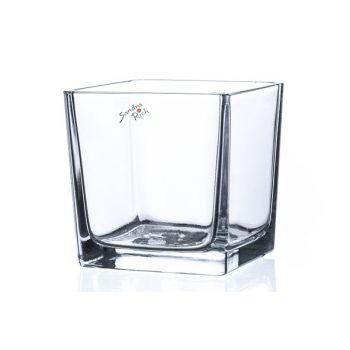 Sandra Rich Tealight Glass Transparent 12x12xh12cm