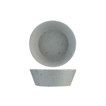 Cosy & Trendy Punto Grey Dish - Deep Plate D15,5