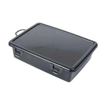 Hega Hogar Bricohega Allmanzor Storage Box Black