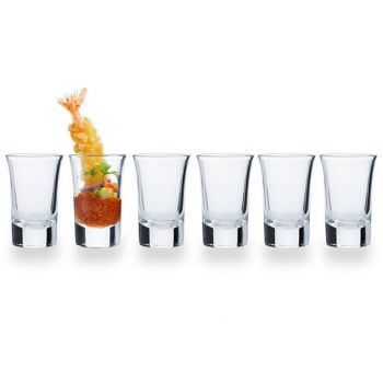 Cosy & Trendy Welcome Amuseglass Set6 3,5cl D4,4xh6,5