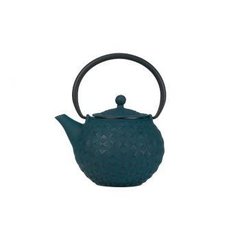 Cosy & Trendy Sakai Teapot Green 1l Cast Iron