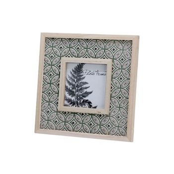 Cosy @ Home Photoframe Green Nature 21,5x21,5xh1,8cm