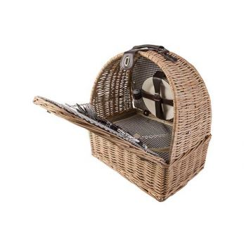 Cosy & Trendy Picnic Basket Compact Willow 4p