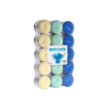 Cosy & Trendy Ct Set 30 Tea Light Blue-anti-tobacco 4h