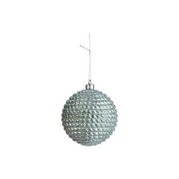 Cosy @ Home Xmas Ball Rope Mint D10cm Synthetic