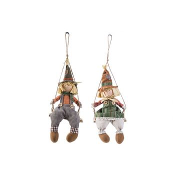 Cosy @ Home Figure Boy Girl Swing 2 Types Multi-color 1