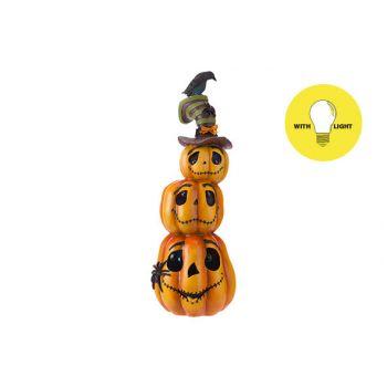 Cosy @ Home Pumpkin Trio Orange 18,7x18,2xh51cm Resi