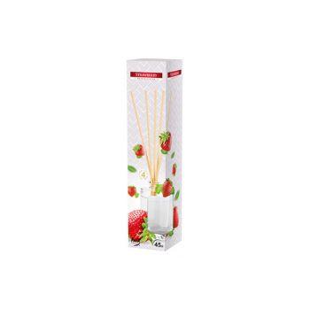 Cosy & Trendy Air-diffuser 45ml Strawberry D4.3xh20.3c
