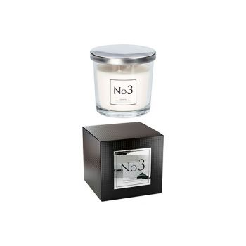 Cosy & Trendy Ambient Scented Candle In Glass Nr3-40h