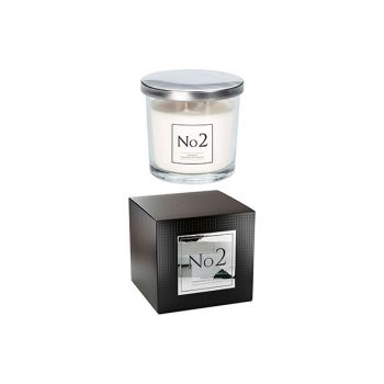 Cosy & Trendy Ambient Scented Candle In Glass Nr2-40h